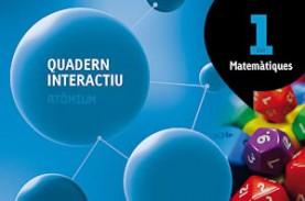 Quadern interactiu Matemàtiques 1 ESO Atòmium