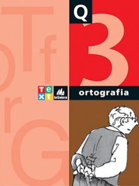Quadern Ortografia catalana 3