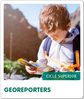 Fem-ho per projectes (CS). Georeporters