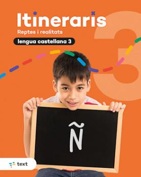 Itineraris. Lengua castellana 3