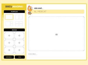 Aplicació DocuIMAGINA per documentar les sessions de treball
