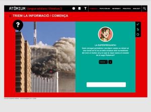 Quadern interactiu Atòmium Llengua catalana i literatura 3