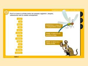 Activitat ortoclic groc