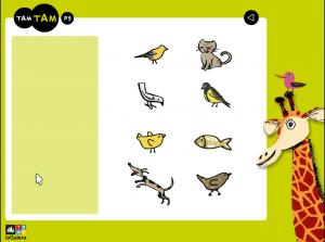 P5 Activitat interactiva (Els animals)