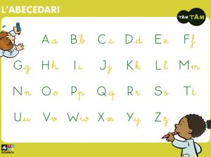 P5 Pòster L'abecedari